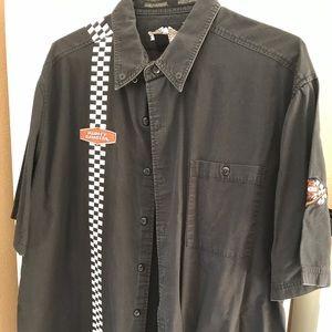 Men's Harley Davidson Shirt
